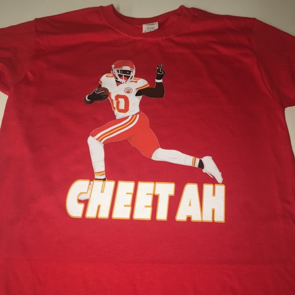 free shipping 56186 16475 Kansas City Chiefs Tyreek Hill Shirt